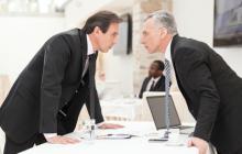 le conflit peut être favorable à une équipe